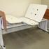 Deutscher Healthcare Big Ted Folding Bariatric Floorline Bed - showing adjustments