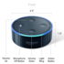 Amazon Echo Dot Front Buttons