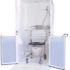 CarePort with shower commode