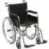Drive Medical Lightweight Self-propelling Wheelchair Model