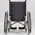 Ki Catalyst 5Ti manual wheelchair - rear view
