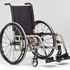 Ki Catalyst 5Ti manual wheelchair - angled view