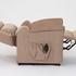 Portland Dual Motor Riser recliner (mushroom colour)