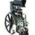 Sentra Heavy Duty Manual Wheelchair (folded)