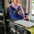 Armon Edero Arm Support with wheelchair mount