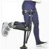 Long John Silver Crutch in use