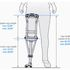Long John Silver Crutch Measurements