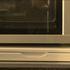 Microwave Stealth Shelf - Stainless Steel Look