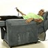 Infinity Adjust  Chair Partially Extended Back with Elevated Leg Rest