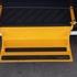 Aero Safety Equipment Bus / Van Steps - in situ on vehicle