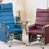 PR05581 Broda Auto Locking Glider Chair - Model 100-20AL (left) and Model 100-10AL (right)