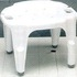 Carex Adjustable Bath and Shower Seat - without back