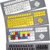 Greystone Big Keys LX keyboard